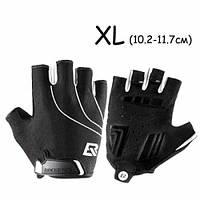 Перчатки велосипедные без пальцев гелиевые XL, 10-11.7см, RockBros S107, 105028, фото 1