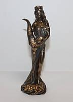 Статуэтка Фортуна с рогом изобилия Veronese 18 см 75416 A4