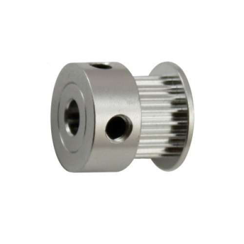 Зубчатый ролик 20, диаметр 5мм, шкив GT2 6мм 3D-пр, 102023