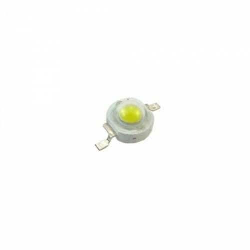 Светодиод белый 1Вт 90-100лм 3.2-3.6В, 103648