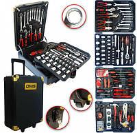 Набор инструментов в чемодане наборы ключей набор инструментов для дома DMS DMS TWK-749 420 предметов