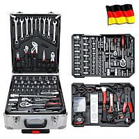 Набор инструментов в чемодане наборы ключей набор инструментов для дома DMS TWK-729 395 предметов