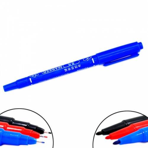 Маркер перманентный двухсторонний 0.5+1мм для печатных плат, цвета, 102532