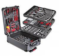 Набор инструментов в чемодане наборы ключей набор инструментов для дома Platinum Tools PL-409TLG 409 предметов