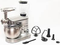 Кухонные комбайны и измельчители универсальный кухонный комбайн тестомес планетарный мясорубка блендер 3в1