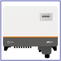 Solis 30К 5G (33кВт 3-фазы 3 МРРТ) сетевой инвертор