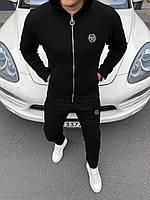 Спортивный костюм мужской PHILIPP PLEIN осень зима брендовый копия реплика
