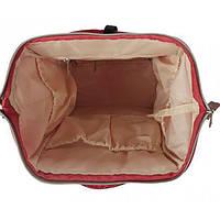 Сумка для мам MOTHER BAG Красная- Распродажа! Sale