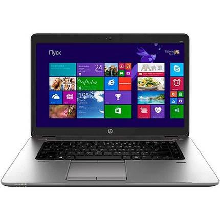 Ноутбук HP EliteBook 850 G1-Intel-Core-i5-4210U-1,70GHz-8Gb-DDR3-500Gb-HDD-W15.6-FHD-Web-(B)- Б/У, фото 2