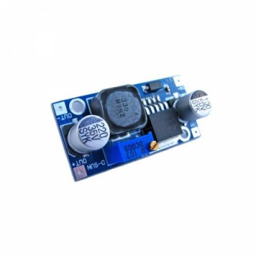 Преобразователь напряжения понижающий LM2596S 4-35 на 1-26В, 15Вт, 103314