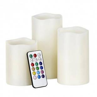 Набор HMD Волшебные свечи на пульте управления 3 шт (109-1081345)