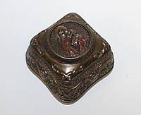 Символичная шкатулка Veronese Дева Мария 75928 A4