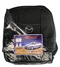 Чохли на сидіння Мазда 6 з 2007-2013 р. в., Авточохли для Mazda 6 GH з 2007-2013 р,ст.