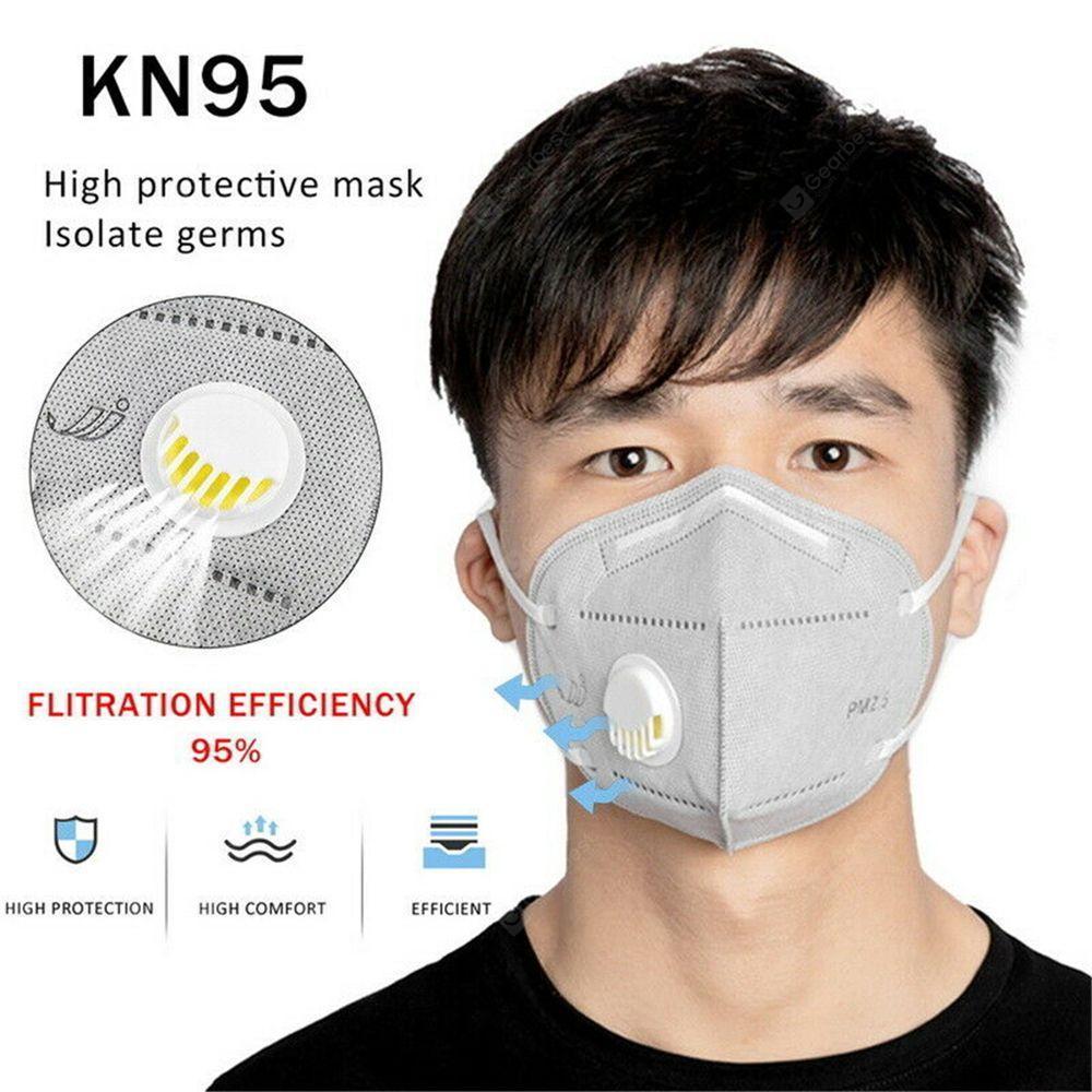 Респіратор універсальний KN95 FFP2