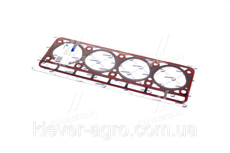 Прокладка ГБЦ ГАЗ 2410 под газ металлизированная с герметиком