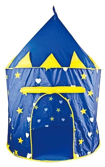 Палатка домик M 3332 (Голубой)
