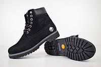 Зимние ботинки в стиле Timberland