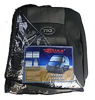 Автомобильные чехлы Газель 7 мест (1+2+2+2) COPER Nika