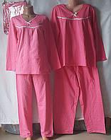 """Пижама женская """"Fazo-R"""" тёплые Узбекистан разноцветные, фото 1"""