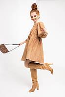 Женское платье Stimma Латэс 6105 M Светло Карамельный, фото 1