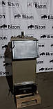 Котел шахтного типа Bizon F-20 фронтальный 20 кВт, 5 мм, фото 2