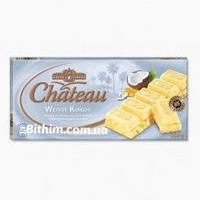 "Шоколад Chateau ""Weisse Kokos"" (200г.)Германия"
