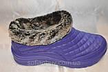 Галош зимний женский Крок, фото 3