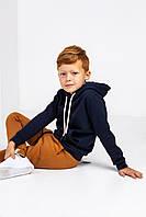 Детский свитшот Stimma Брюс 6121 128 Темно-Синий, фото 1