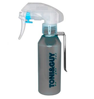 Распылитель Tony and Guy Spray Bottle Gray с клипсой 130 мл