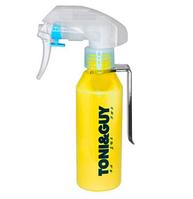 Распылитель Tony and Guy Spray Bottle желтый с клипсой 130 мл