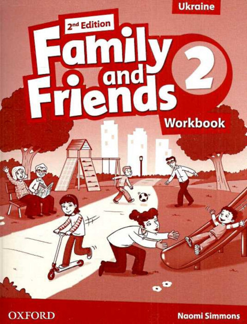 Family & Friends 2 Workbook (2nd Edition)