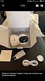 Беспроводная WiFi Камера  Видеонаблюдения с поворотом MARLBOZE, радио няня, СИГНАЛИЗАЦИЯ, фото 7