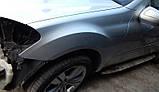 Крыла крила крыло переднее правое левое Mercedes GL X 164 2006-2012 гг, фото 3
