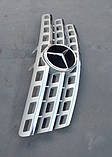Решетка радиатора Решітка Mercedes ML W 164 2006-2012гг, фото 8