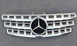 Решетка радиатора Решітка Mercedes ML W 164 2006-2012гг, фото 9