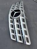 Решетка радиатора Решітка Mercedes ML W 164 2006-2012гг, фото 5