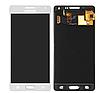Дисплей (экран) для Samsung A500H Galaxy A5 (2015), A500F + тачскрин, цвет белый,оригинал
