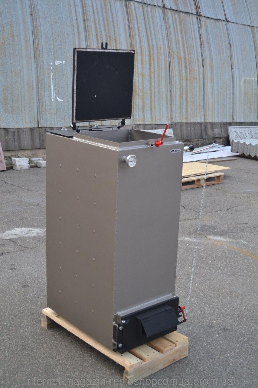 Котел Холмова Bizon FS-Eco - 10 кВт. Тривалого горіння!