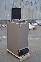 Котел Холмова Bizon FS-Eco - 10 кВт. Тривалого горіння!, фото 3
