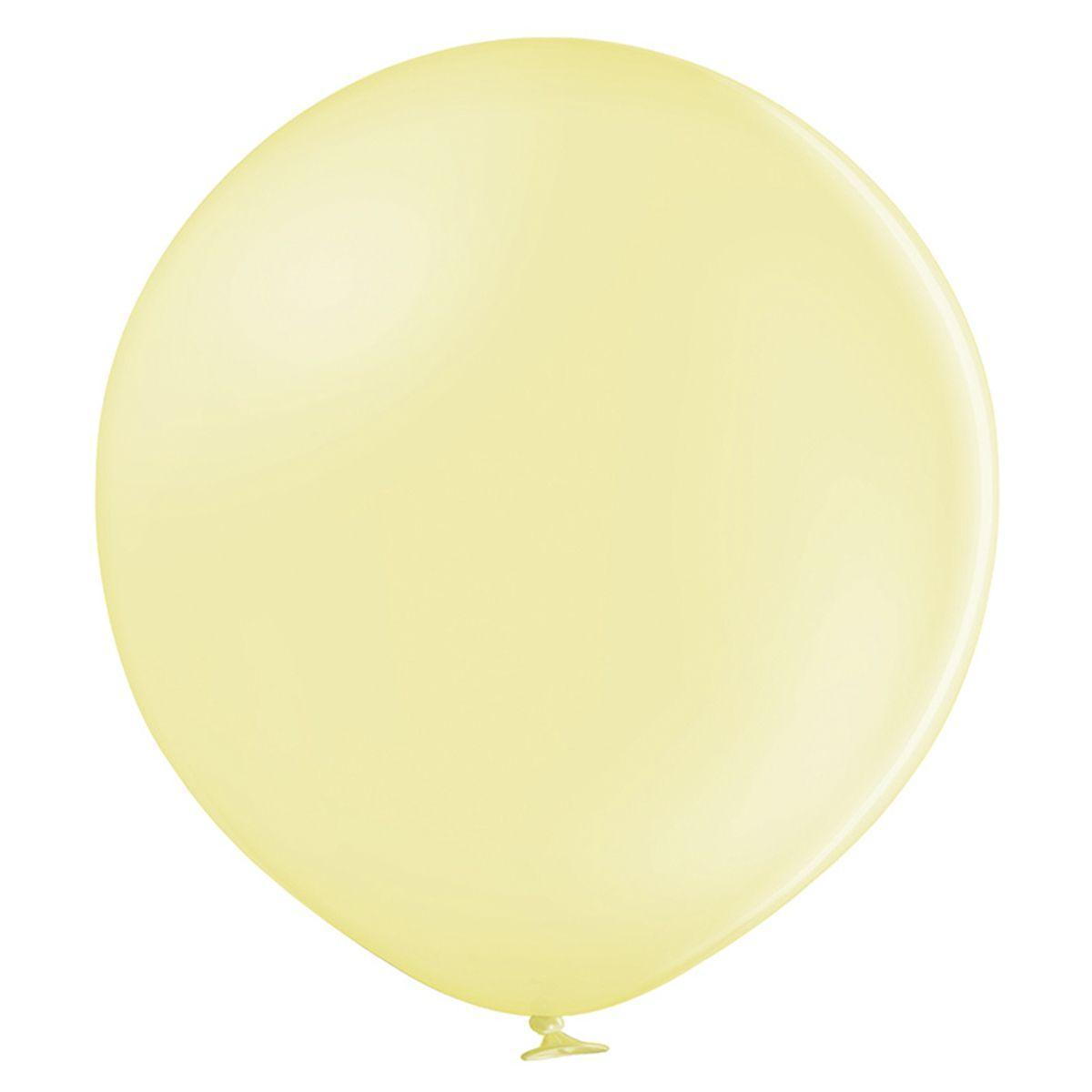 Belbal В105/450 Пастель лимонный желтый Макарун (50 шт)