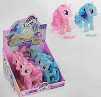 Детская игрушка пони единорог детская игрушка My Little Pony 15*9 см музыкальная с проекцией