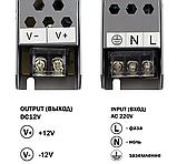 Блок питания 12В 5А (60Вт) BPU-60-12 Professional, фото 3