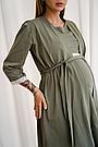 Халат для вагітних хакі To Be (42-50) 3057041, фото 7