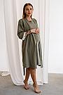 Халат для вагітних хакі To Be (42-50) 3057041, фото 8