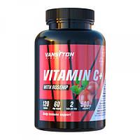 Витамин С 120 таб Ванситон