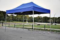 Шатер раздвижной 2х2 м гармошка, оцынк. палатка Польша