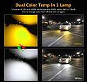 LED лампы GLOBAL SOLUTION Foglight H27 4300K/5000K (P94027), фото 8
