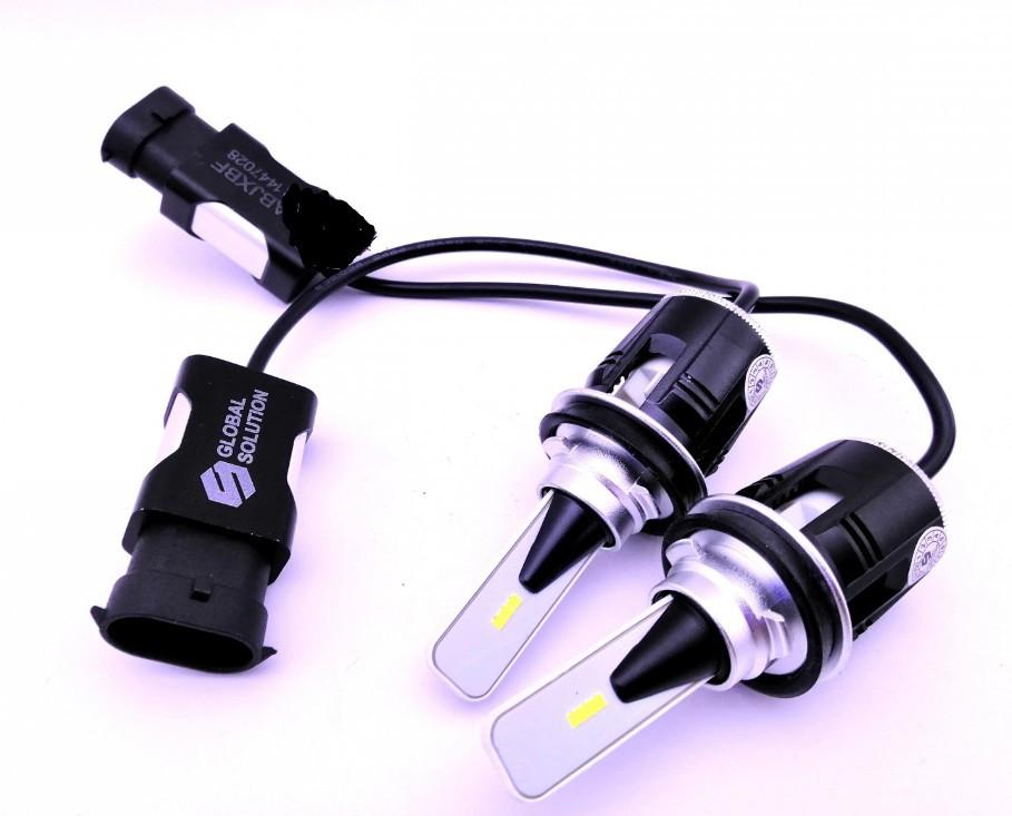 LED лампы GLOBAL SOLUTION B6 H7 6000K (P96007)