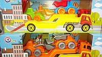 Детская игрушка автовоз 3930