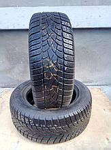 Шины зимние  225 / 55 / R16   Dunlop  2012 р-в ( 6мм. )